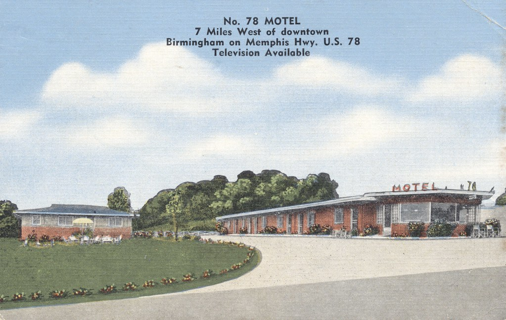 No. 78 Motel - Birmingham, Alabama