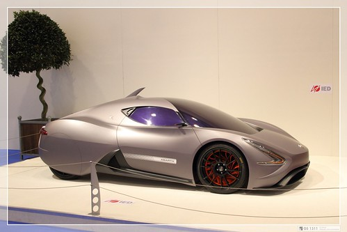Italian Racing Car Maker Turin