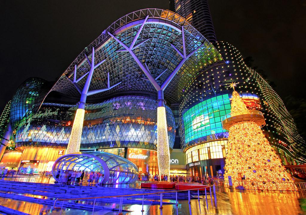 christmas, singapore