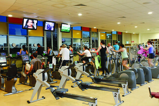 Sport UNE gym | by UNE Photos