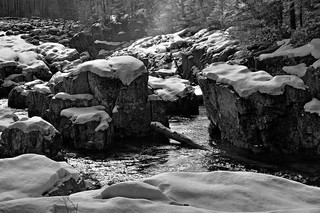 Kennedy River Black and White | by Orbittrap