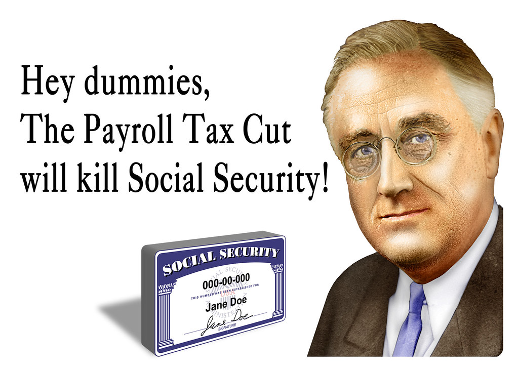 Social Security Disability Pay Chart: The Payroll Tax Cut will kill Social Security! | A few yearsu2026 | Flickr,Chart