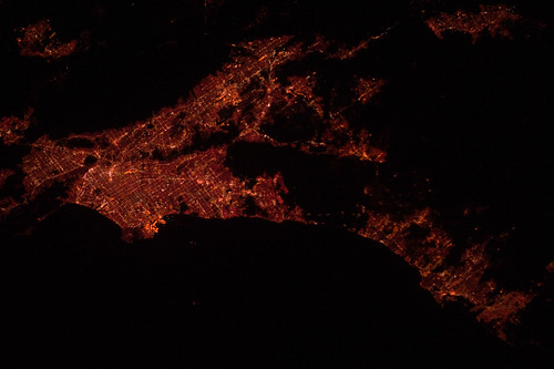 Los Angeles Area at Night (NASA, International Space Station, 12/25/11) | by NASA's Marshall Space Flight Center