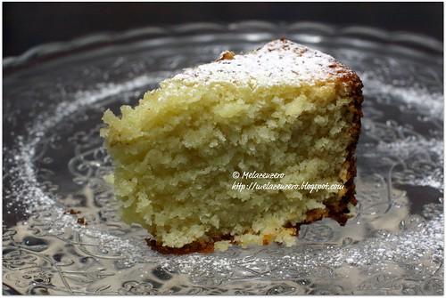torta cocco e ricotta