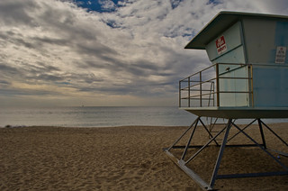 Lifeguard Station | by brownfield