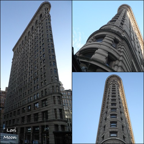 Flatiron Building | by LoriMoonStudio