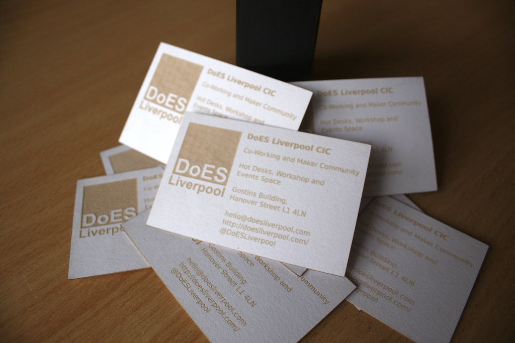 Laser engraved business cards does liverpool flickr laser engraved business cards by does liverpool stopboris Images