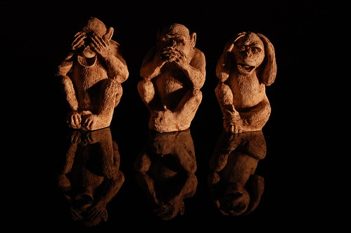 See No Evil Speak No Evil Hear No Evil | by M.A.S.K. PRODUCTIONS