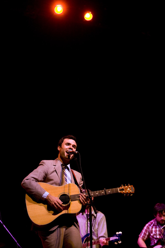 Scott Pryor Concert   Guilford Alumni   Flickr