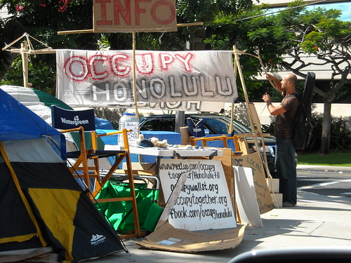 Occupy Honolulu | by la abricot confiture