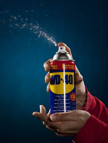 Multipurpose Magical Product - WD-40 | by Captain Suresh Sharma