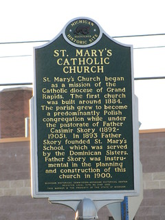 St. Mary's Catholic Church Historical Marker - Side 1 | by Eridony (Instagram: eridony_prime)
