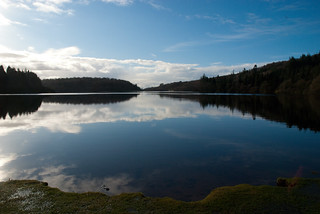 Burrator reflection | by ewan.osullivan