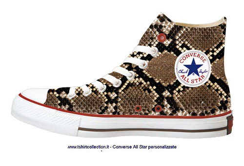 converse all star pitonate