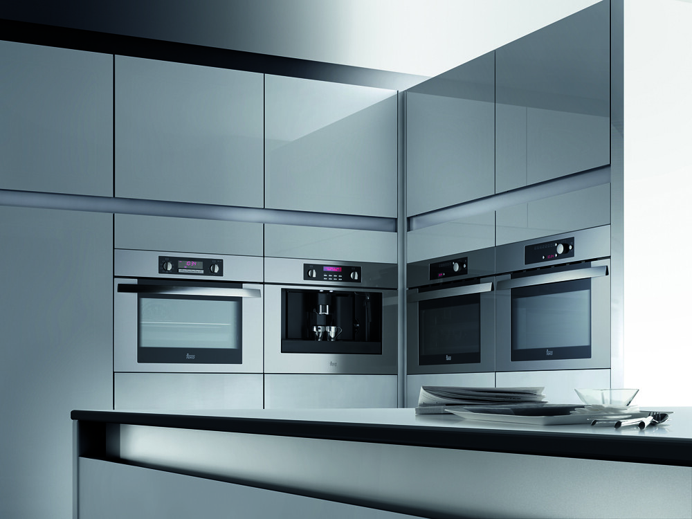 Teka Kitchen   From left: A Teka Compact Oven, CM 45 Coffee …   Flickr