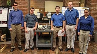 Team 61 - Wind Turbine System Design | by Michigan Tech College of Engineering