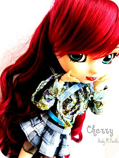 ~ Cherry Smith [Pullip Suiseiseki] | by ✰ a .n .d .y (人・㉨・)♡