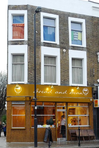 Bread And Bean Archway N19 A Cafe Opened Late 2011