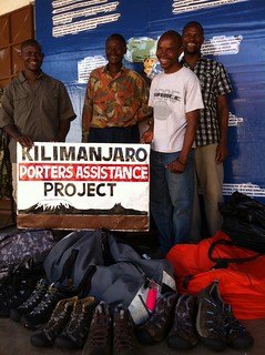 Kilimanjaro Porters Assistance Project | by KEEN Footwear