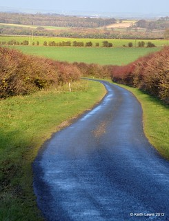 A road through the Wolds ....Dedicated to David Hockney | by keithhull