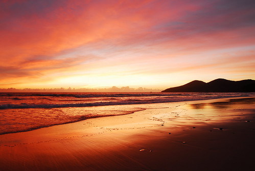 My fave: Forster - One Mile Beach @ Sunrise | by kelliejane