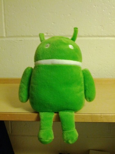 Andy the Android | by haxney