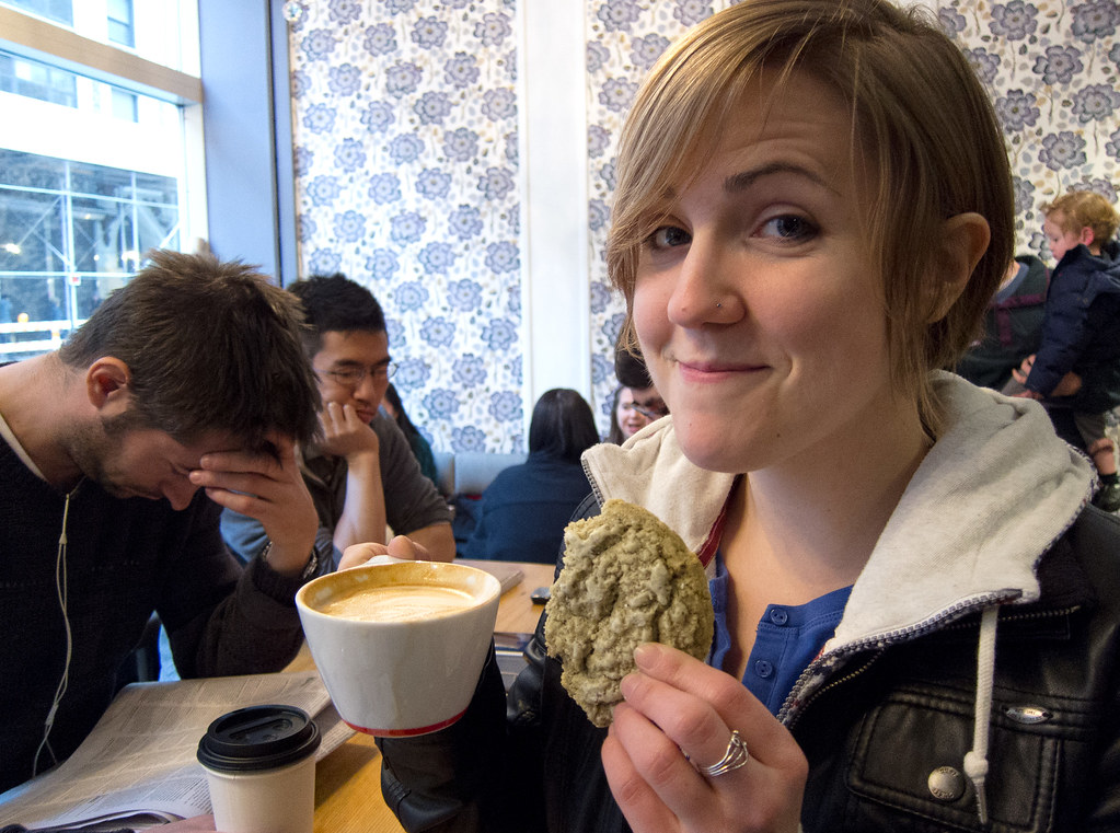 Coffee & Cookies with Hannah Hart of My Drunk Kitchen | Flickr