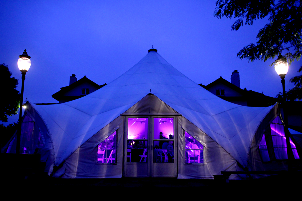 ... Longview Mansion Tent with Lighting   by Blue Bouquet & Longview Mansion Tent with Lighting   Longview Mansion. Photu2026   Flickr