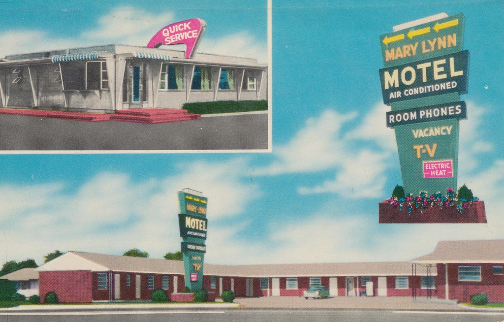 Mary-Lynn Motel - Monroe, North Carolina