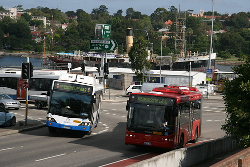 State Transit Authority (Sydney Buses) Mercedes O500LE (ga…   Flickr