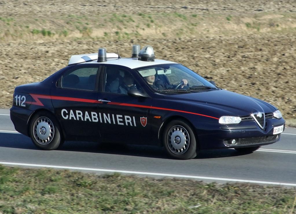 CC BB966 | CARABINIERI Alfa Romeo 156 | Marco 56 | Flickr