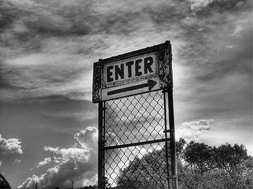 enter | by Donald Palansky Photography