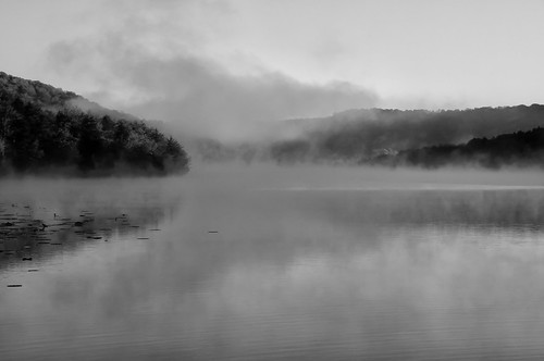 Beaver Lake Mist | by StevenSmith1