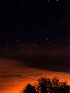 stars and clouds I | by litla