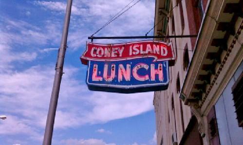Coney Island Shamokin Pennsylvania