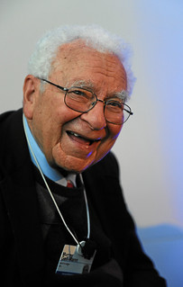 Murray Gell-Mann - World Economic Forum Annual Meeting 2012 | by World Economic Forum