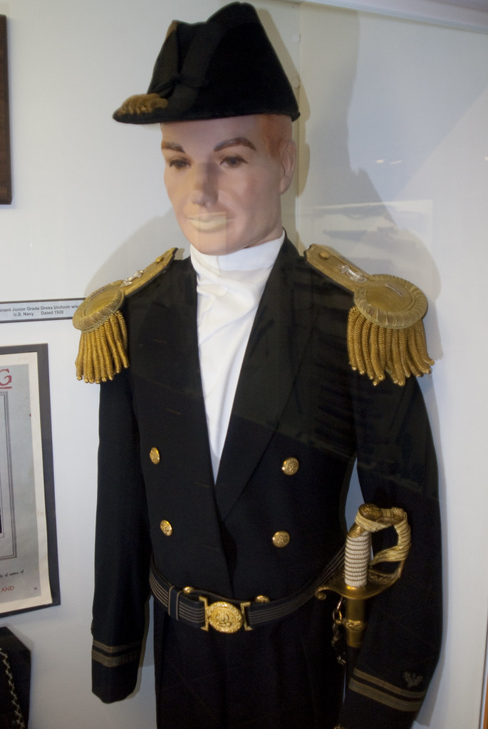 1920 Us Navy Lieutenant Junior Grade Dress Uniform Su Flickr