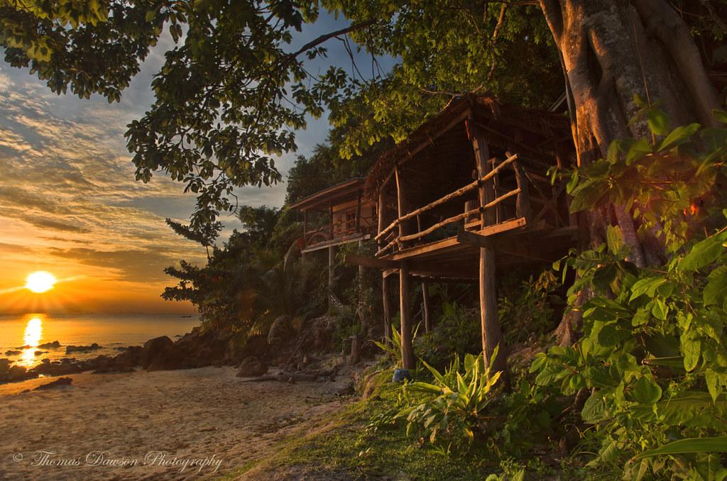 thajsko ostrovy Koh Jum