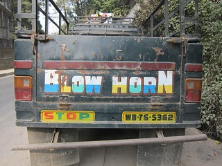 Blow Horn (Not that Anyone Needed a Reminder) | by fabulousfabs