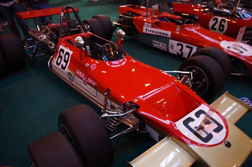 1971 Gold Leaf Team Lotus, Formula 3, Lotus 69 | Autosport I… | Flickr