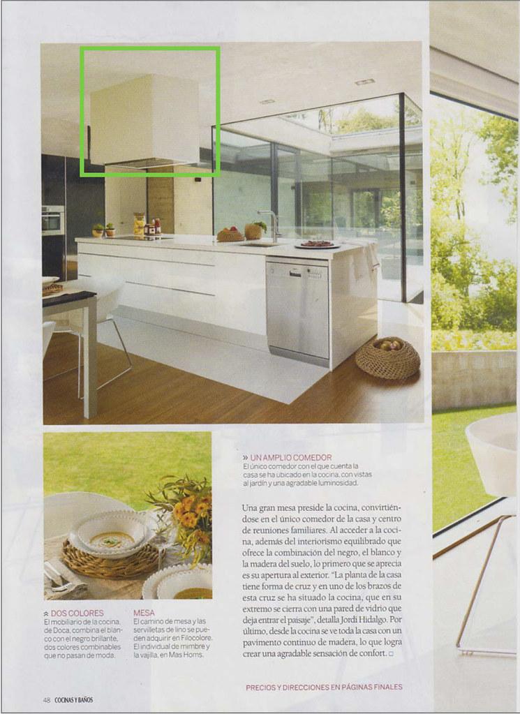 revista El Mueble - Cocinas y Baños nº 143 | Aparición campa… | Flickr