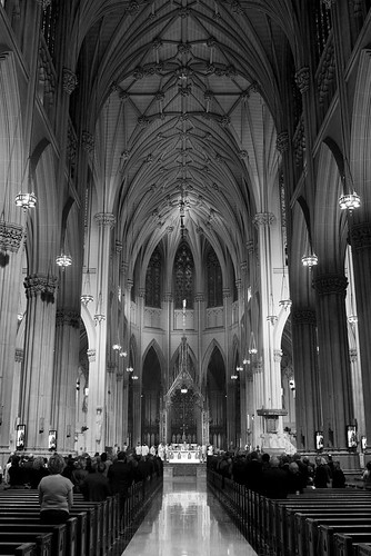 St Patricks Cathedral, Manhattan NYC | by Breeze of the Dene