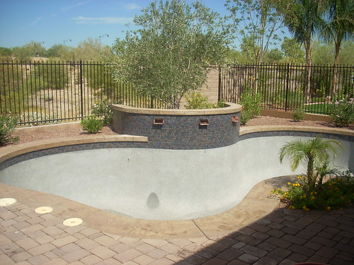 Swimming pool tile cleaning after chris wilson flickr - Swimming pool tile cleaning machine ...