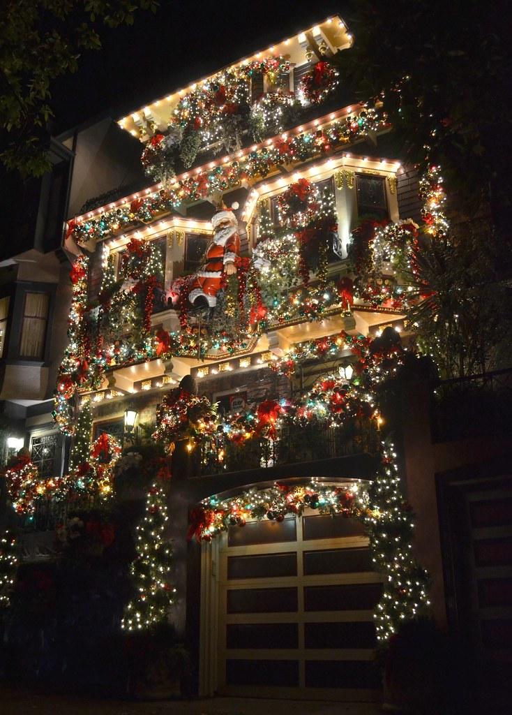 San Francisco Winter | Weihnachten in SF / Holiday lights in… | Flickr