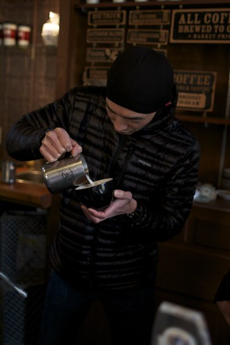 Hiroshi Sawada at Olympia Coffee Roasting Co. | by Espresso Parts