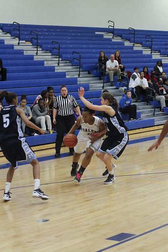 Big Blue Winter Basketball Tournament - Salem vs. Millbrook - Dec 30th 2011-4980 | by tjwitten24301