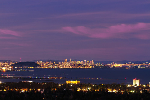 San Francisco – Golden glow at dusk | by KP Tripathi (kps-photo.com)