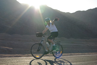 Cycling in The Negev Desert | by The Hungry Cyclist