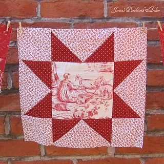 Morning Star, Morning Bright BLOCK ONE | by Jovita's Patchwork Atelier