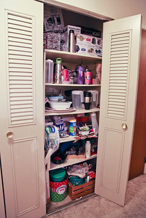 Pantry Redo - Before | by Cristina Robinson